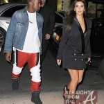 kanye west kim kardashion fashion week 3