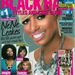 Nene Leakes Shares Beauty Secrets in Sophisticate's Black Hair Magazine (November 2012)
