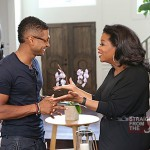 In Case You Missed it: Usher Raymond on Oprah's Next Chapter…