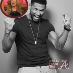 Usher Raymond Makes Wendy Williams Cry… [PHOTOS + VIDEO]