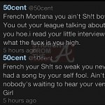 50 cent tweets 1