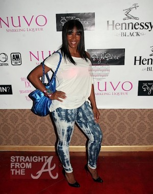 Sheree Whitfield 2009 HHA
