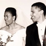 Barack Michelle Obama 20th Anniversary SFTA