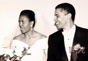 Barack Michelle Obama 20th Anniversary SFTA