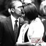 Barack Michelle Obama Anniversary SFTA-6