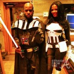 Trick or Treat? Celebrities Celebrate Halloween 2012… [PHOTOS]
