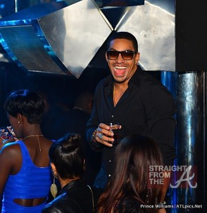 Laz Alonso - Kenny Burns Birthday Reign 102912-1