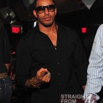Laz Alonso - Kenny Burns Birthday Reign 102912-3