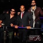 Afternoon Chocolate: Boris Kodjoe & Laz Alonso Join Kenny Burns in Birthday Celebration… [PHOTOS]