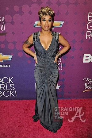 Keyshia Cole BET Black Girls Rock 1