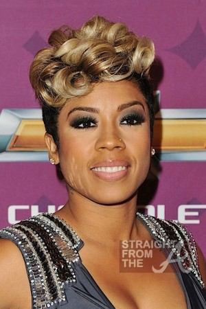 Keyshia Cole BET Black Girls Rock 4