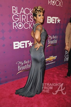 Keyshia Cole BET Black Girls Rock 5