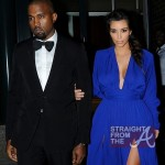 Kim Kardashian Kanye West 102212-1