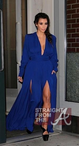 Kim Kardashian Kanye West 102212-11