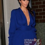Kim Kardashian Kanye West 102212-12