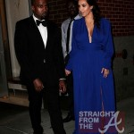 Kim Kardashian Kanye West 102212-7