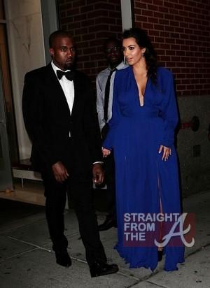 Kim Kardashian Kanye West 102212-7