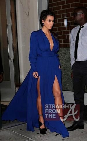 Kim Kardashian Kanye West 102212-8