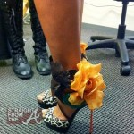 Marlo Hampton Jimmy Choo Shoes RHOA Reunion