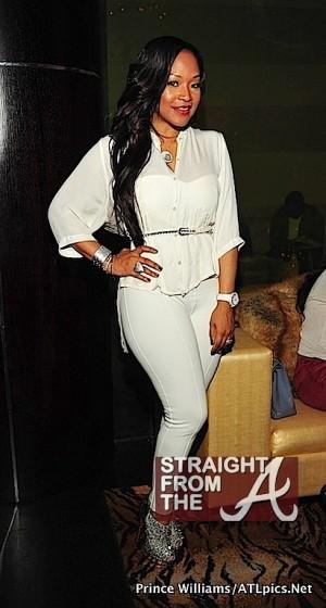 Monyetta Shaw - Neyo Birthday Vanquish 101812-9