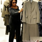 Rich People Sh*t! Check Out Oprah's Fancy Footwork… [PHOTOS]
