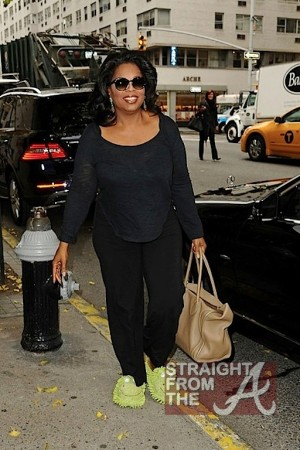 Oprah in NYC 102512-6