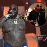 What's Beef? Rick Ross & Young Jeezy Come to Blows at 2012 BET Hip Hop Awards… [VIDEO]