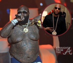 Rick Ross BET HHA 2012 SFTA-59