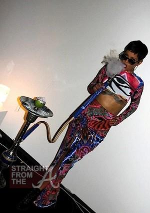 Rihanna Azerbaijan 2