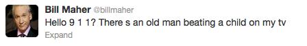 Bill Mayer Tweet