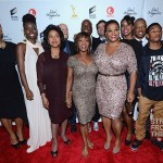 Steel Magnolias Premiere Party - Cast