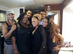 T-Boz Chilli & Crew