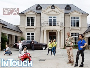 T.I Family Hustle InTouch 3