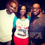 kandi burrus marvin sapp recording 1
