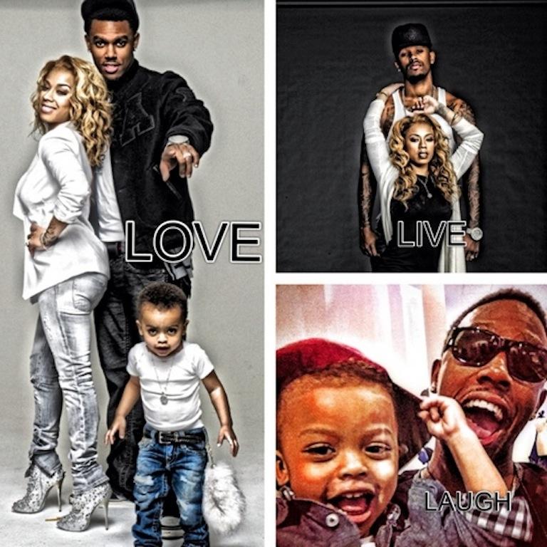 keyshia cole family first