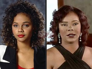 Lark Voorhies changes