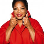 Who Knew Oprah Was A Supermodel? Winfrey Goes Glam in Harpers Bazaar… [PHOTOS]