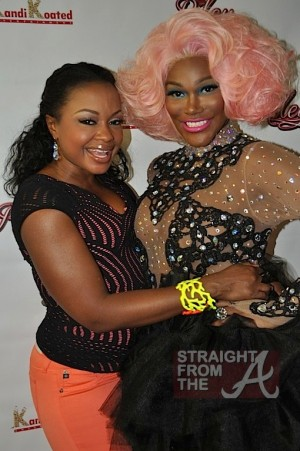 phaedra nicki fake minaj riley 10th birthday