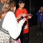 rihanna nyc 100312 1