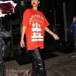 rihanna nyc 100312 2