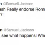 samuel l jackson tweet