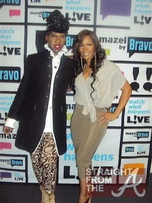 sheree lawrence wwhl