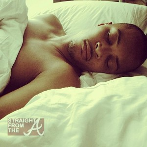 t.i. sleeping