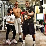 Check Out T.I. & Tiny's Gym Hustle + Tiny Covers Rolling Out… [PHOTOS]