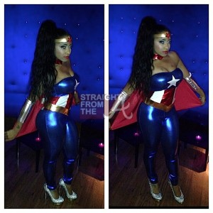 toya wright halloween 2012