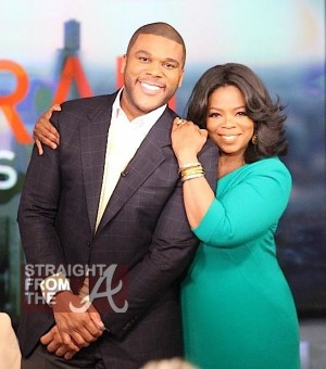 Oprah Tyler Perry OWN
