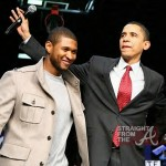 usher obama