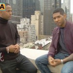 usher on EXTRA-11