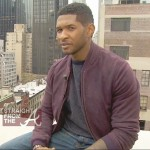 usher on EXTRA-13
