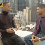 usher on EXTRA-6
